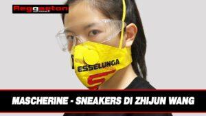 Leggi di più sull'articolo Mascherine – sneakers di Zhijun Wang