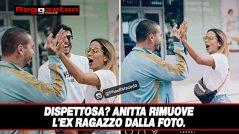Dispettosa? Anitta rimuove l'ex ragazzo dalla foto.