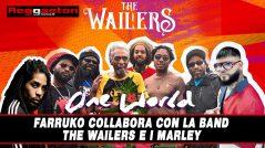 Farruko collabora con la band The Wailers e i Marley