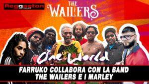 Leggi di più sull'articolo Farruko collabora con la band The Wailers e i Marley