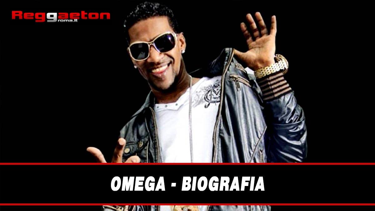 Omega El Fuerte – Biografia