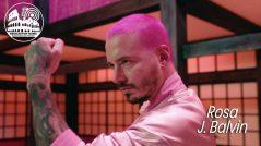 Rosa la nuova Canzone di J Balvin
