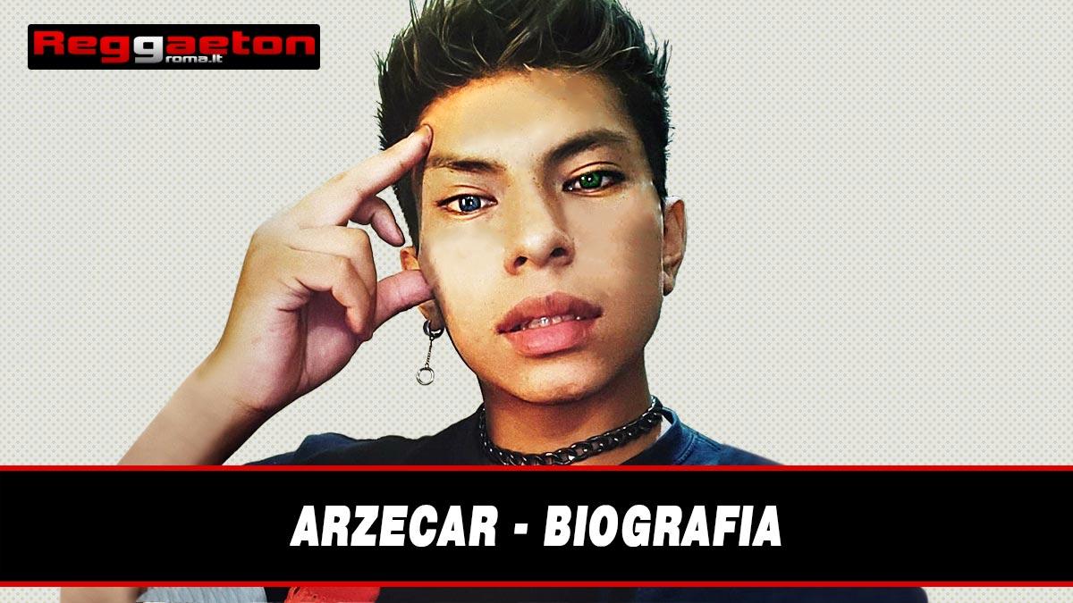 Stai attualmente visualizzando Arzecar – Biografia