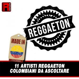 Leggi di più sull'articolo 11 Artisti Reggaeton Colombiani Da Ascoltare