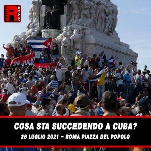 Leggi di più sull'articolo Cosa sta succedendo a Cuba?