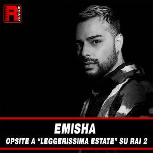 """Leggi di più sull'articolo Emisha ospite a """"Leggerissima estate 2021"""" su Rai 2"""