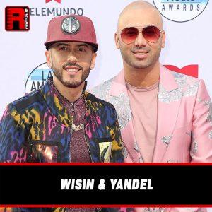 Leggi di più sull'articolo Wisin & Yandel